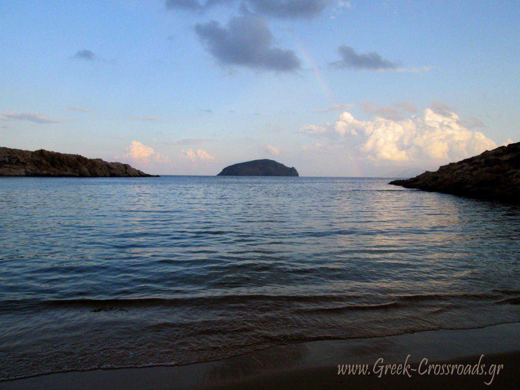 Σέριφος παραλίες