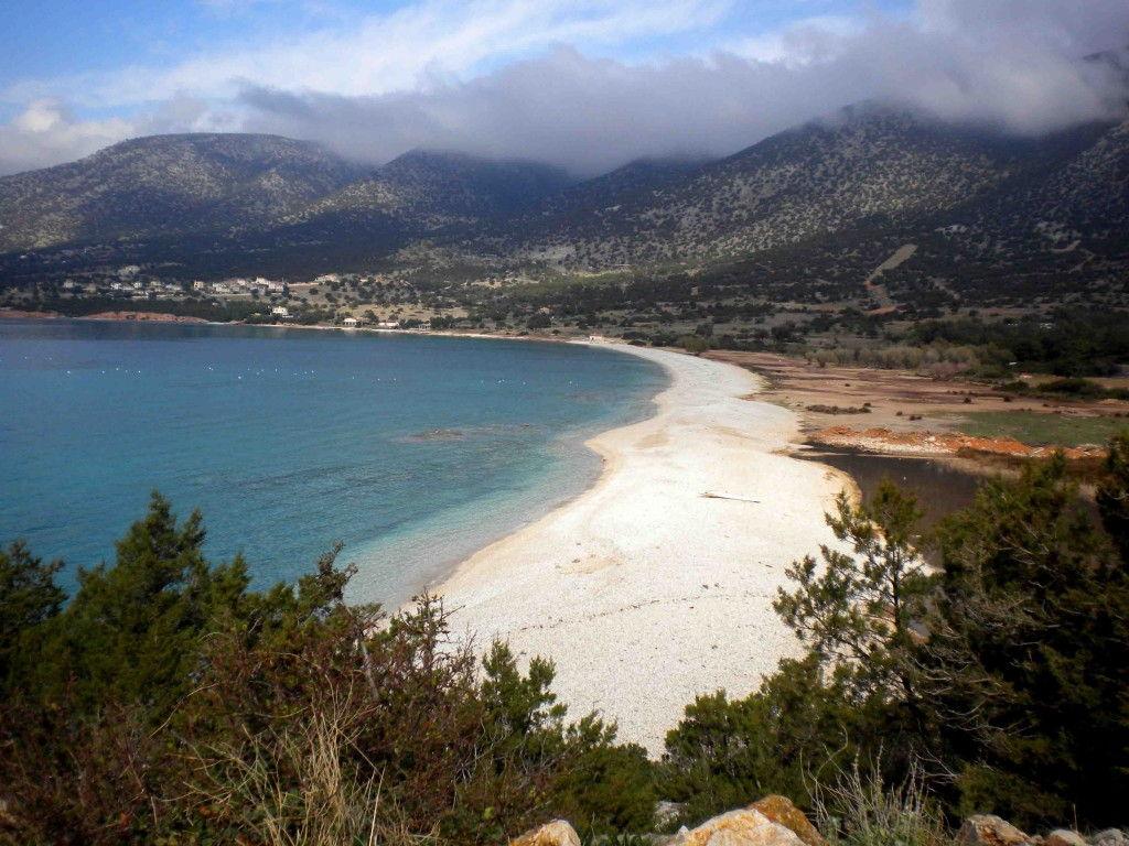 Ερμιόνη Σαλάντι παραλία 289