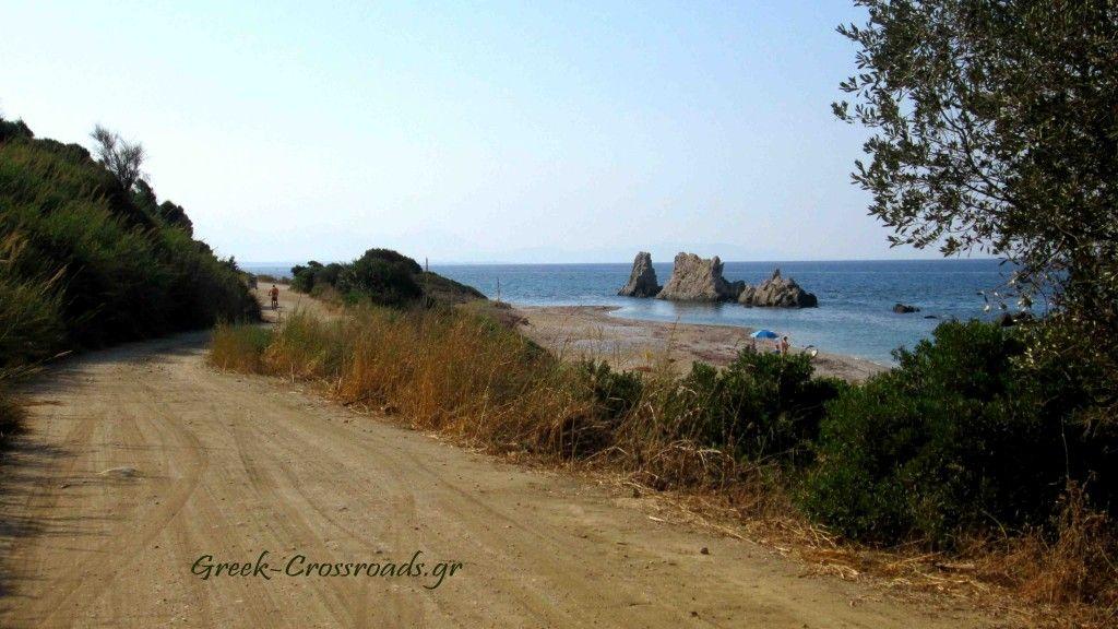 Αρτολίθια Πρέβεζα παραλίες