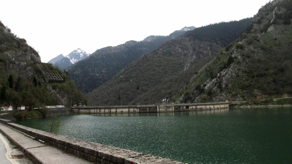 Λίμνη Πλαστήρα λίμνες Καρδίτσα ποδήλατο Πίνδος