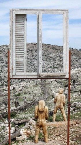Πάρνηθα Αττική πάρκο των ψυχών
