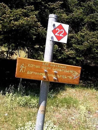 Kithaironas path eos