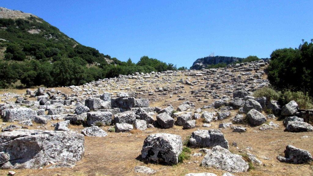 Αρχαία Κασσώπη Πρέβεζα