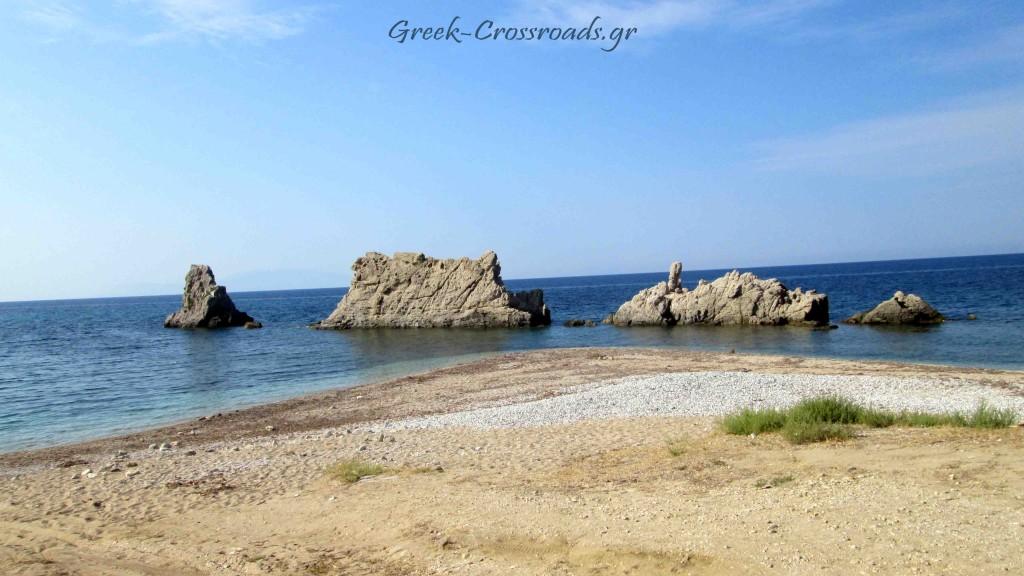 Παραλίες Αρτολίθια Πρέβεζα