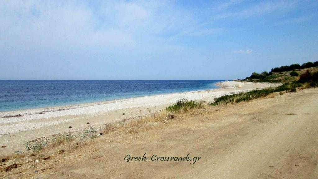 Παραλίες Λυγιά Πρέβεζα
