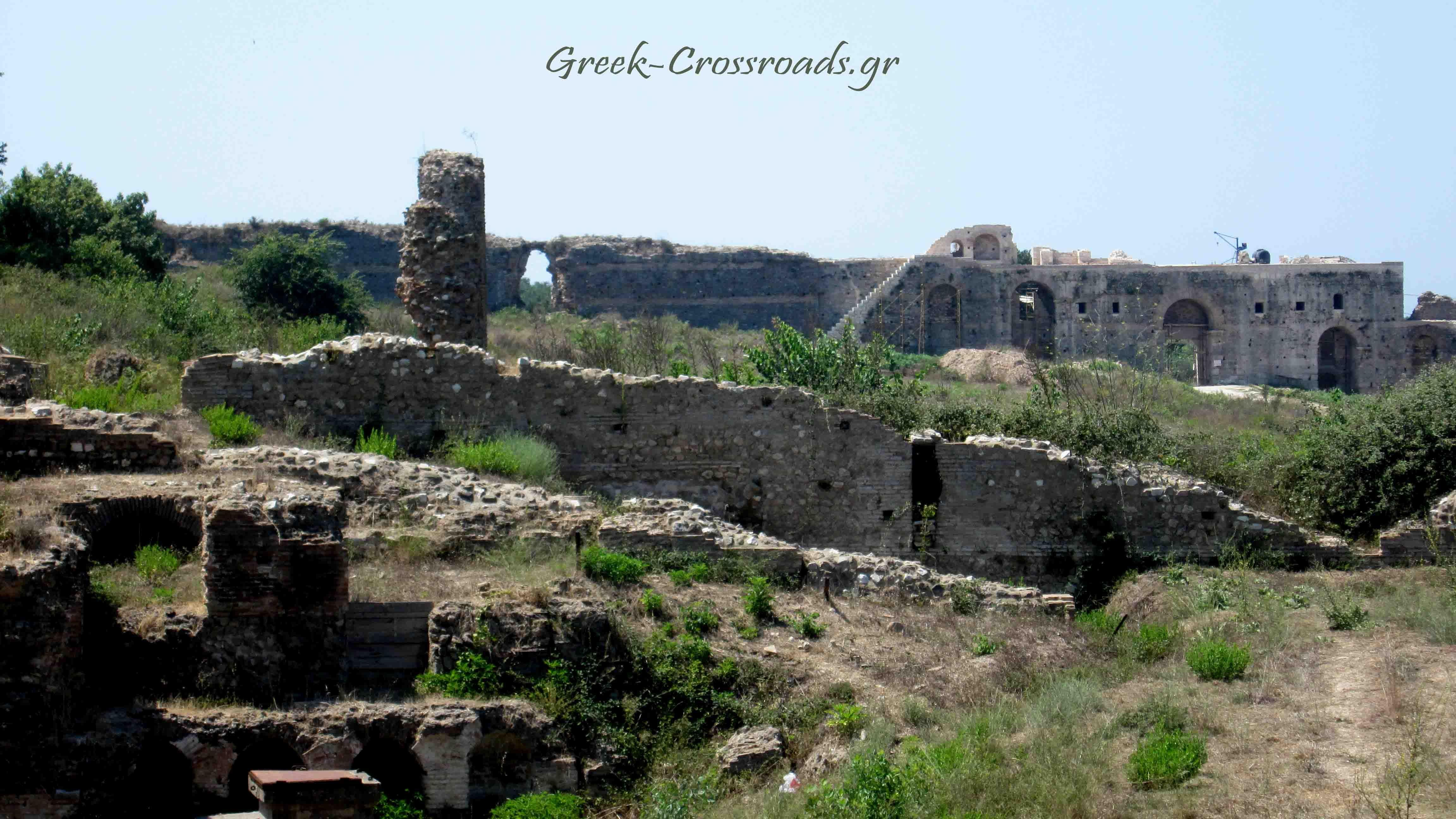 Πρέβεζα: Ανασκαφές χριστιανικών ναών στη Νικόπολη