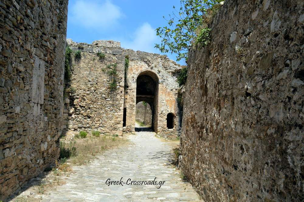 Μεθώνη κάστρο Μεθώνης Μεσσηνία