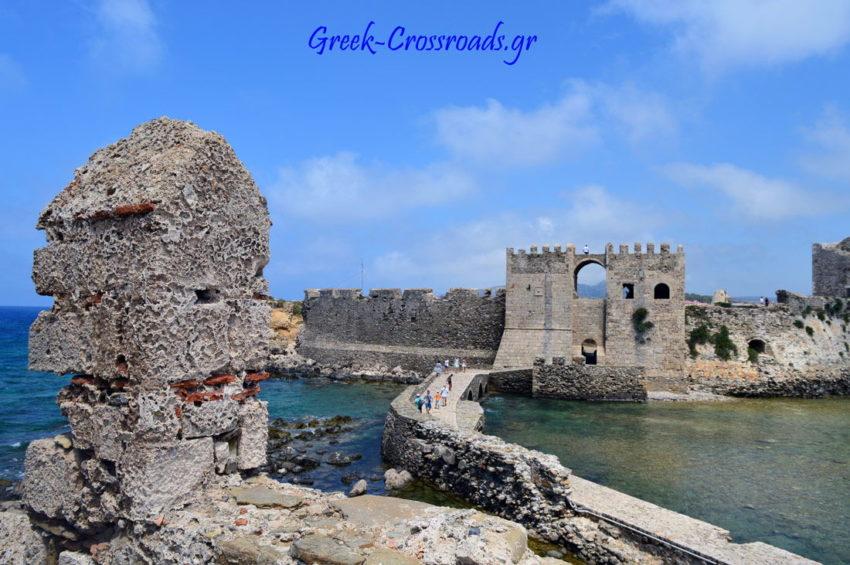 κάστρα και πύργοι στα Ελληνικά σταυροδρόμια