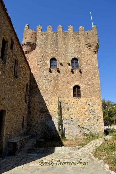 Γύθειο πύργος Τζανετάκη Λακωνία