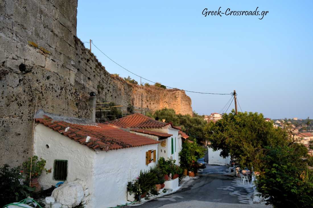 Κορώνη Μεσσηνία κάστρο