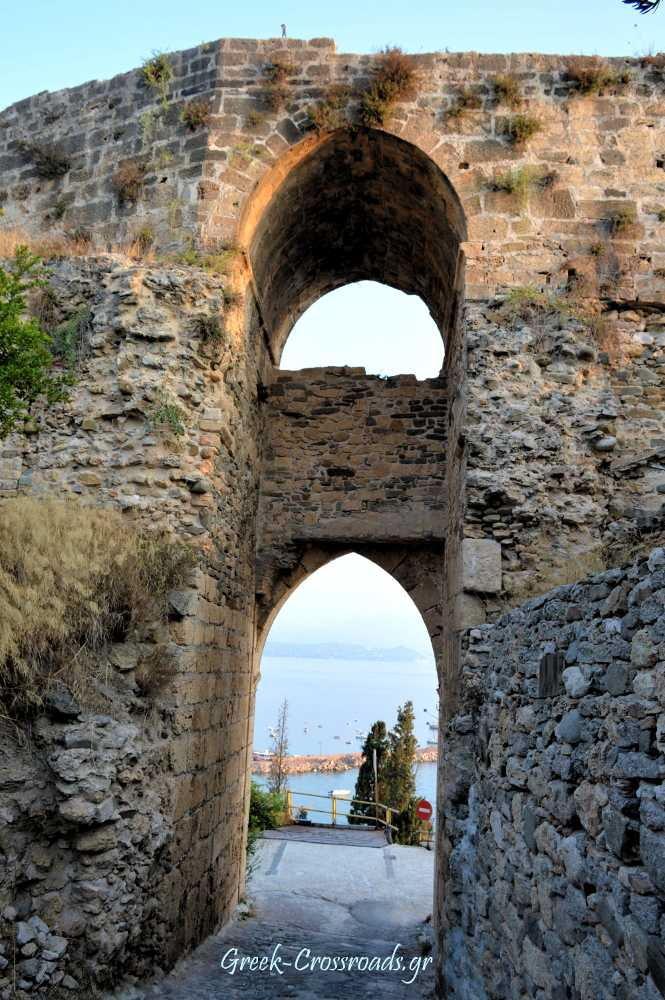 Μεσσηνία Κορώνη κάστρο