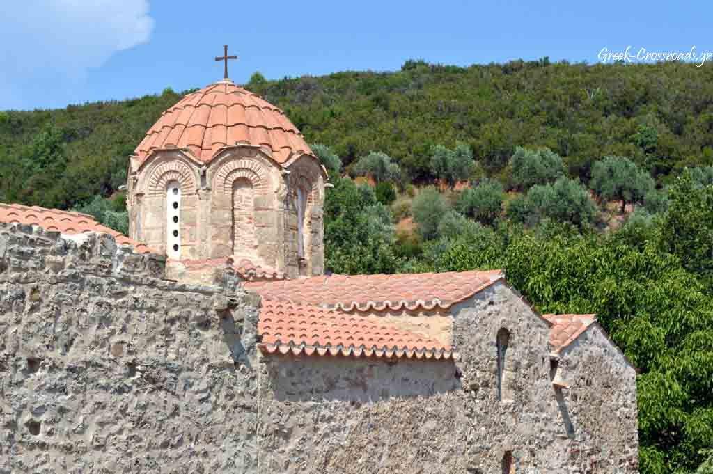 Μεσσηνία Ανδρομονάστηρο θρησκευτικός τουρισμός