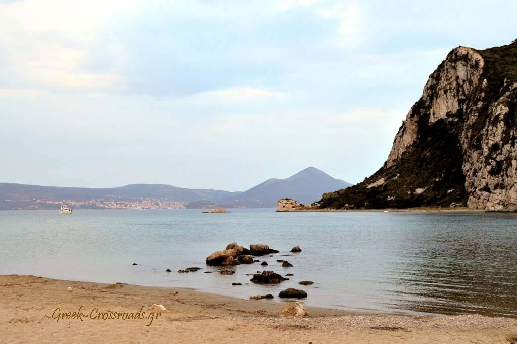 Μεσσηνία Γιάλοβα παραλία