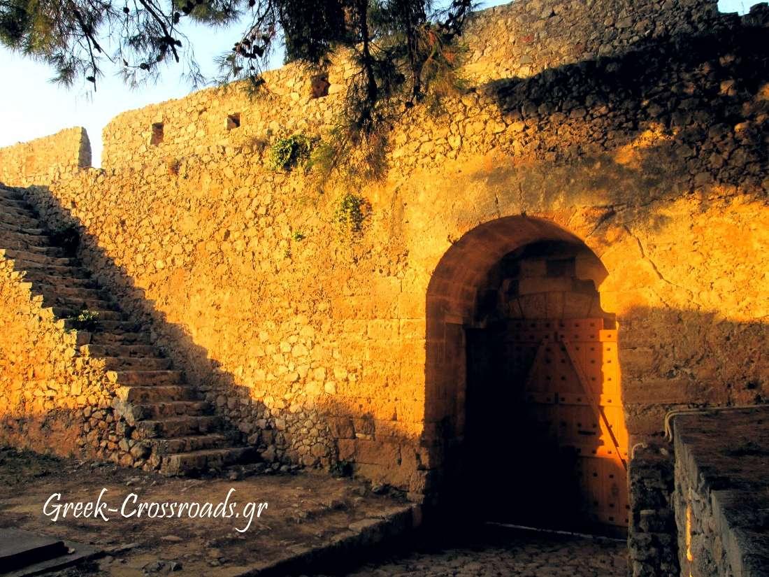Μεσσηνία Πύλος κάστρο