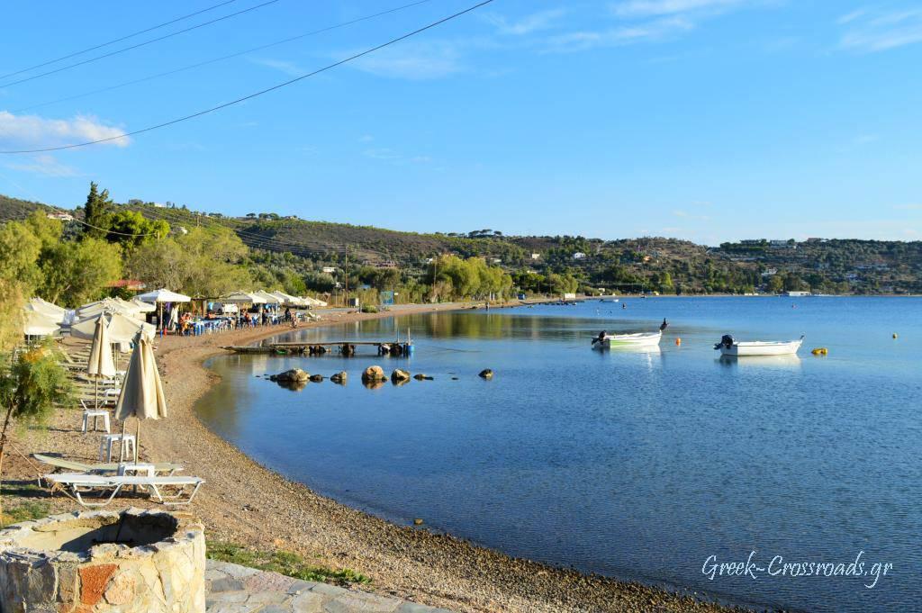 Λίμνη Βουλιαγμένης Ηραίο Κορινθία