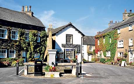 cartmel north england