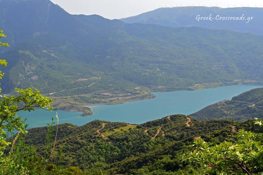 Ορεινή Ναυπακτία Ευηνολίμνη λίμνη Ευήνου