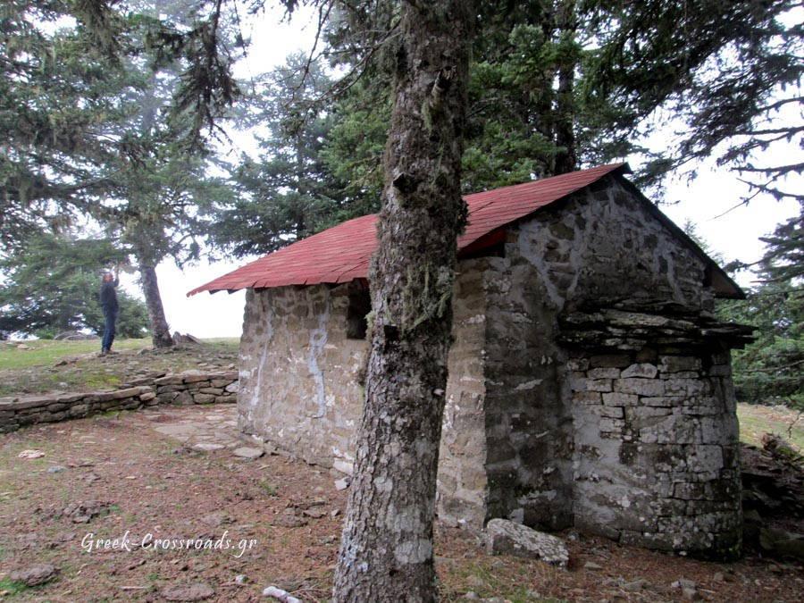 ορεινή Ναυπακτία Αη Λιάς Λάλικα