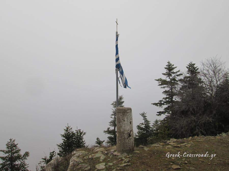Ορεινή Ναυπακτία προφήτης Ηλίας Λάλικα