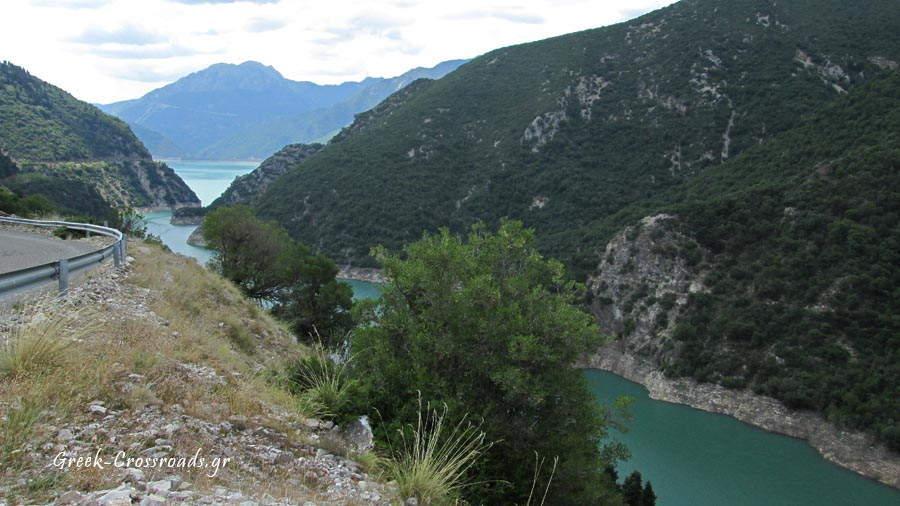 Ορεινή Ναυπακτία Λίμνη Ευήνου Ευηνολίμνη