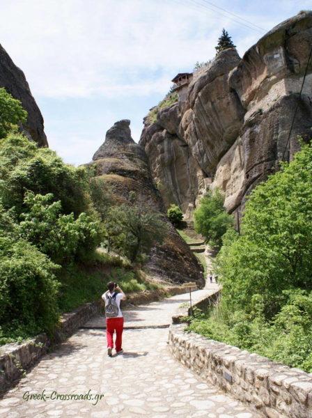 Meteora hike