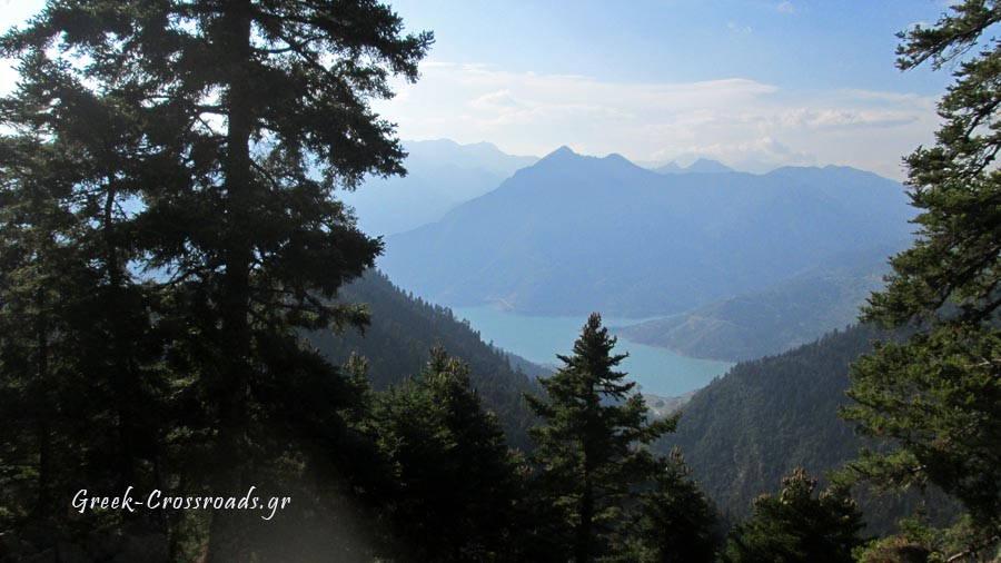 λίμνη Ευήνου Ορεινή Ναυπακτία
