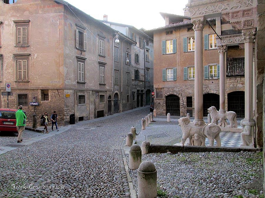 Bergamo citta alta