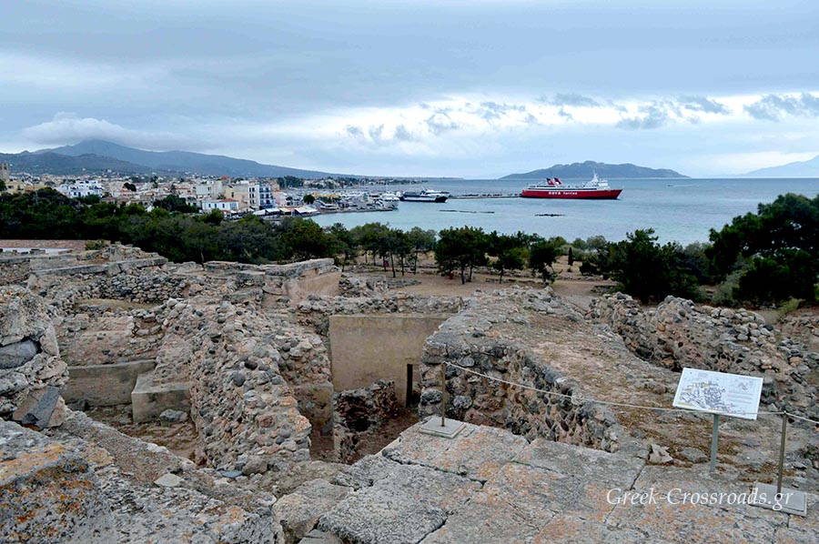 Αίγινα αρχαιολογικός χώρος Αργοσαρωνικός