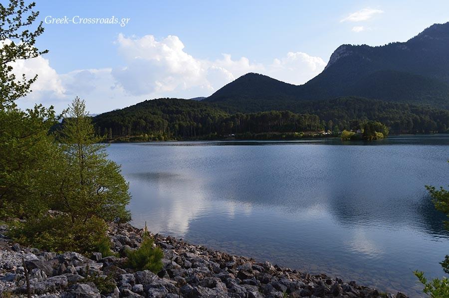 Φενεός Κορινθία λίμνη Δόξα