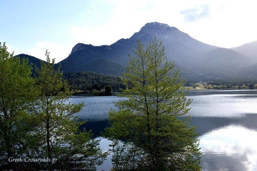 Lake Doxa Feneos Korinthia