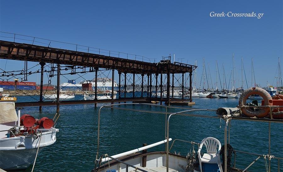 Λαύριο λιμάνι Γαλλική Σκάλα