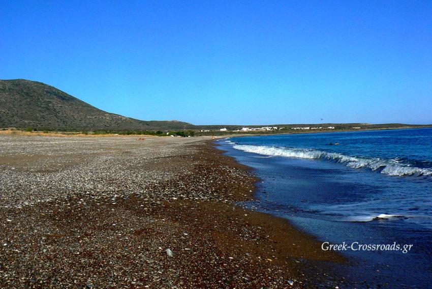 KΚύθηρα Παλαιόπολη παραλία