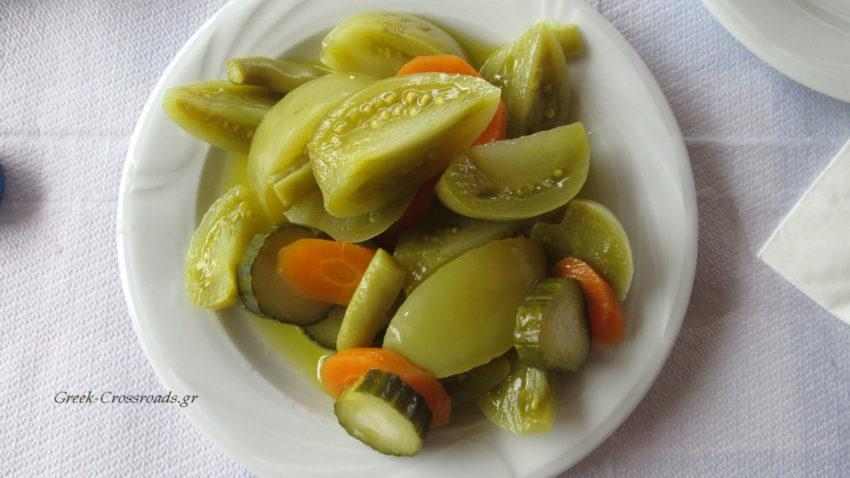 τουρσί Καστοριά