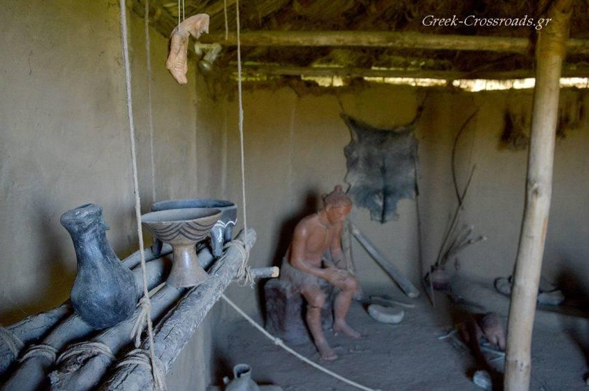Νεολιθικός οικισμός Δισπηλιό Καστοριά