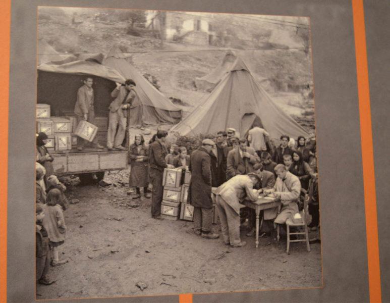 Γράμμος ιστροικό φωτογραφικό αρχείο Πάρκο εθνικής Συμφιλίωσης
