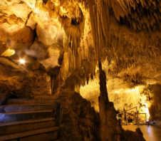 Καστοριά σπήλαιο Δράκου