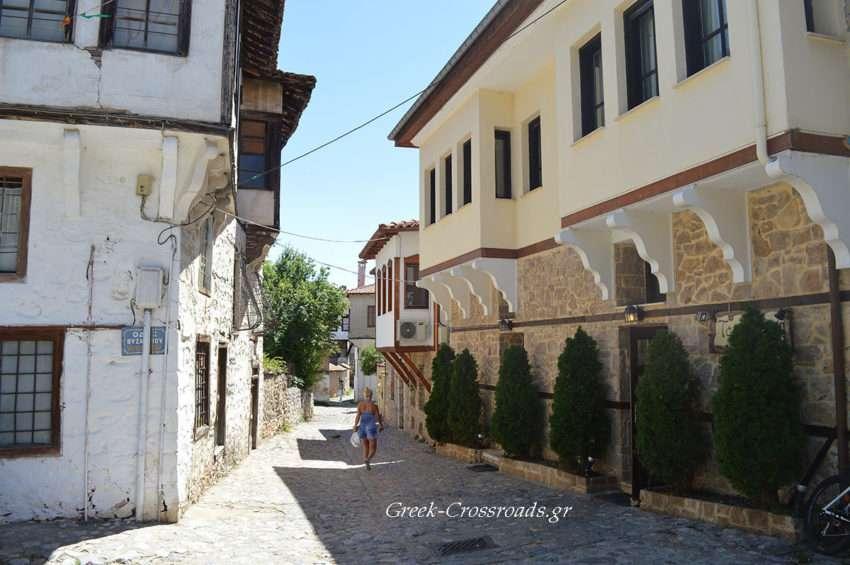 Καστοριά Ντολτσό παλιά πόλη