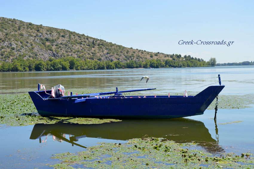 Καστοριά λίμνη Ορεστιάδα