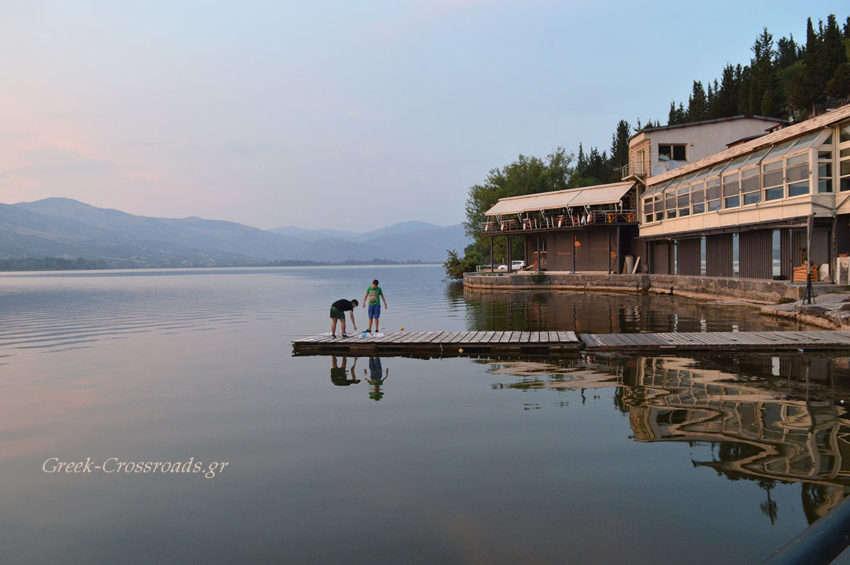 Καστοριά λίμνη Απόζαρι