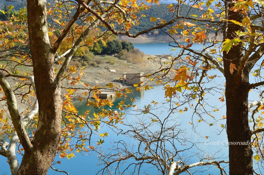 Μόρνος λίμνη Κάλλιο