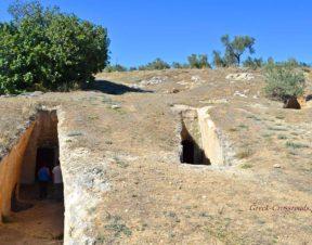 Αηδόνια Νεμέα Μυκηναϊκό Νεκροταφείο