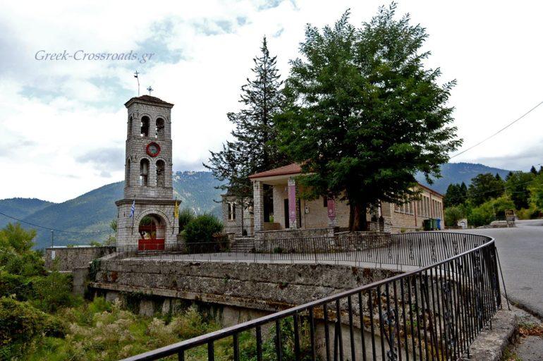 Π. Μικρό Χωριό Ευρυτανία εκκλησία