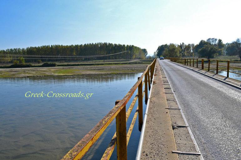 Κερκίνη γέφυρα Βυρώνειας