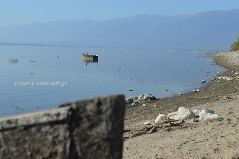 Κερκίνη λίμνη πλάβες