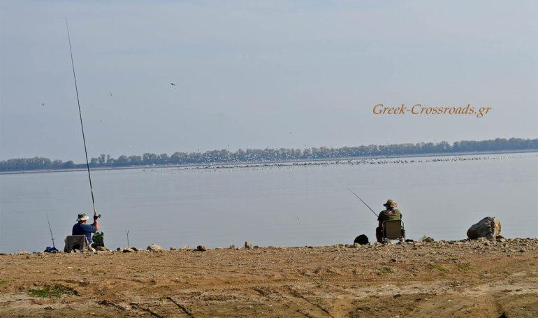 Κερκίνη λίμνη ψαράδες