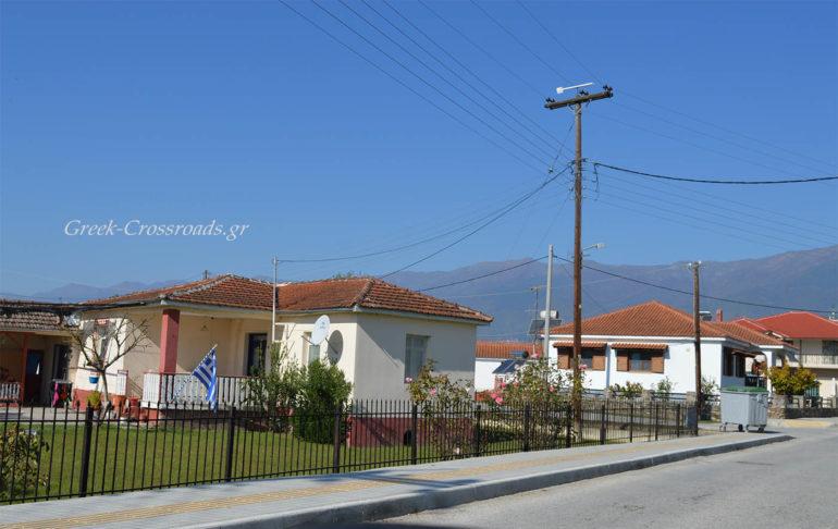 Κερκίνη χωριό