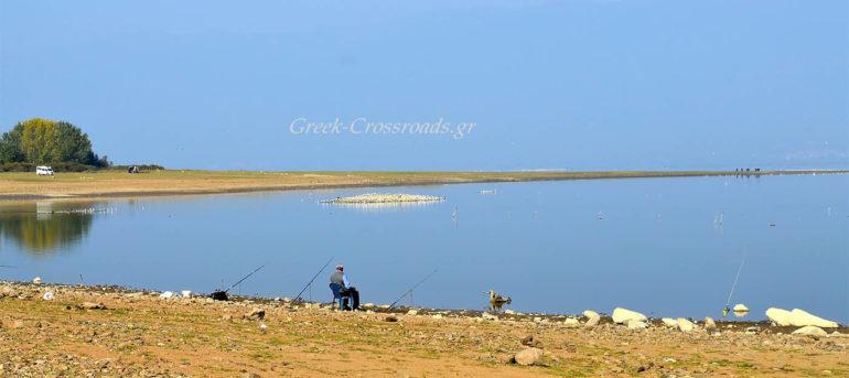 Κερκινη λίμνη ψαράδες