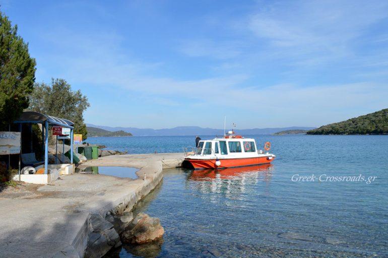 Αλογότοπος Τρίκερι θαλάσσιο ταξί