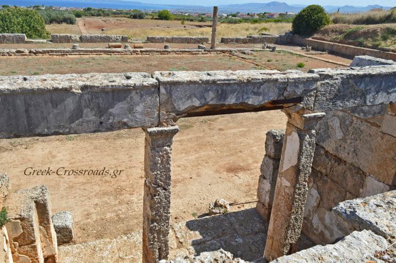 Αρχαία Σικυών Κορινθία