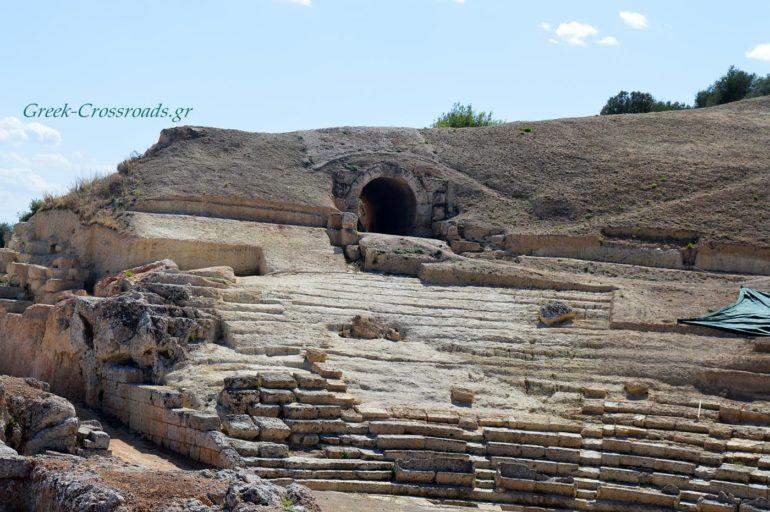 Αρχαία Σικυών θέατρο